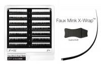X50 (D Curl) Flache Wimpern 0.15