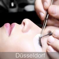 Basis-Schulung Düsseldorf Wimpernverlängerung