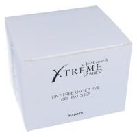 LintFree Gel Pads Box (50 Paar)